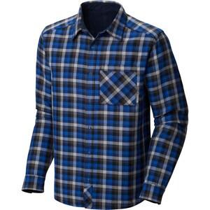 Mountain Hardwear Reverse Grid Shirt - Long-Sleeve - Men's