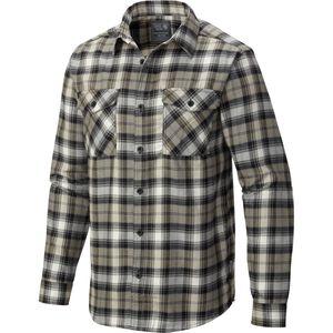 Mountain Hardwear Trekkin Flannel Shirt - Long-Sleeve - Men's