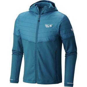 Mountain Hardwear 32 Degree Insulated Hooded Jacket - Men's
