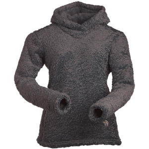 Poodle Hooded Sweater - Women's