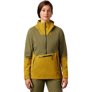 Mountain Hardwear Exposure 2 GTX Paclite Stretch Pullover Jacket - Women