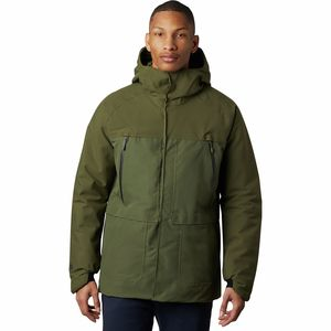 Summit Shadow GTX Down Hooded Jacket - Men's
