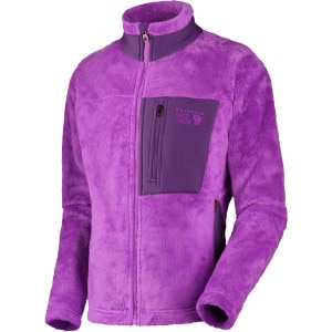 Monkey Fleece Jacket - Girls'