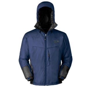 Mountain Hardwear Hooded Compressor Insulated Jacket - Men's - 2009
