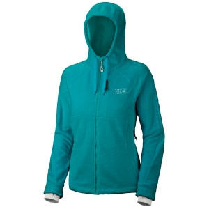 Mountain Hardwear Mistral Hooded Fleece Jacket - Women's - 2010