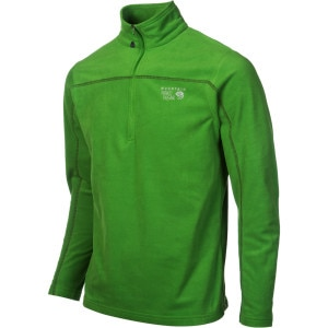 Microchill Fleece Zip T Pullover - Men's