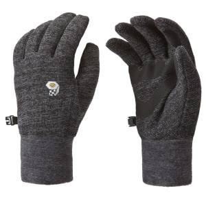 Heavyweight Wool Stretch Glove - Men's