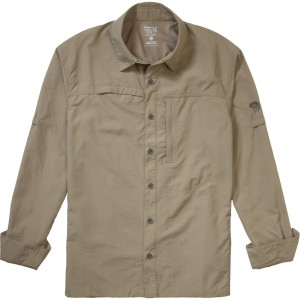 Canyon Shirt  - Long-Sleeve - Mens
