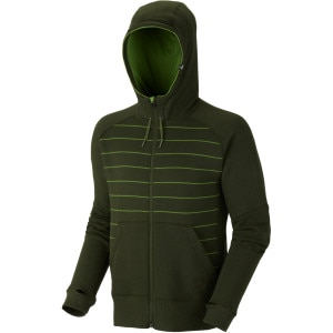 Kevalo Full-Zip Hooded Sweatshirt - Men's