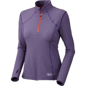 Beta Power 1/4-Zip Top - Long-Sleeve - Women's