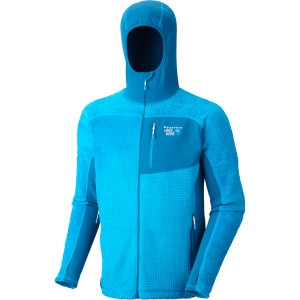 Monkey Man Grid Fleece Jacket - Men's
