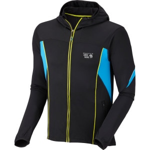 Super Power Hooded Fleece Jacket - Men's
