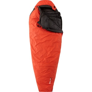 Banshee Sleeping Bag: 0 Degree Down