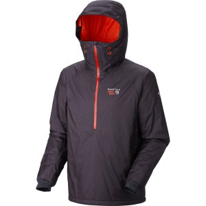 Quasar Insulated Hooded Pullover Jacket - Men's