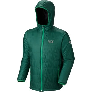 Thermostatic Insulated Hooded Jacket - Men's