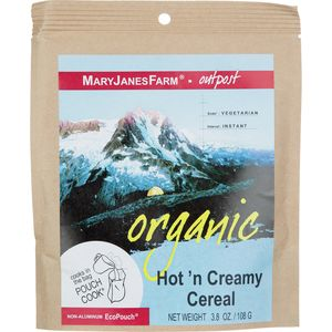 Organic Hot 'n' Creamy Cereal