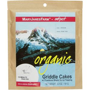 Organic Griddle Cakes