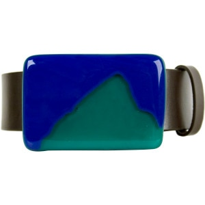 Glass Teton Belt Buckle