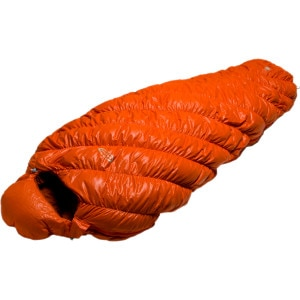 Super Spiral Hugger #1 Down Sleeping Bag: 15 Degree