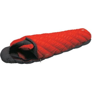 U.L. Super Spiral Hugger #0 Sleeping Bag: 0 Degree Down