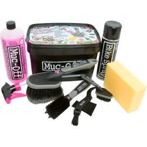 Ultimate 8 in 1 Bike Cleaning Kit
