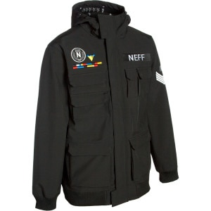 Neff General Elite Softshell Jacket - Men's - 2011
