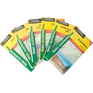 Colorado Rocky Mountain Maps
