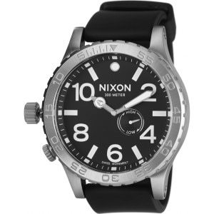 Nixon 51-30 PU Watch - Men's