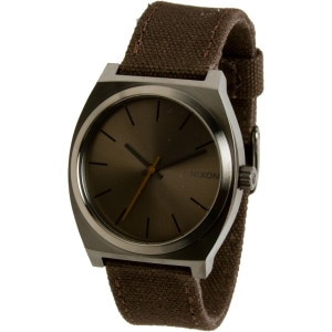 Nixon Time Teller Canvas Watch - Men's