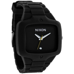 Nixon Rubber Player Watch