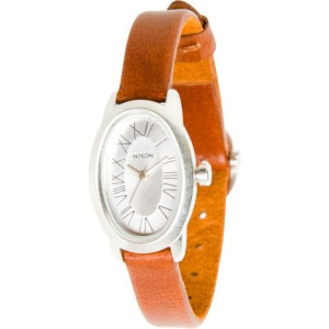 Nixon Scarlet Leather Watch - Women's - 2010
