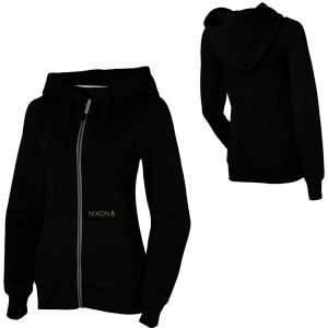 Nixon Identity Full-Zip Hooded Sweatshirt - Women's - 2010