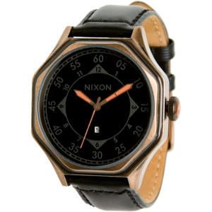 Falcon Leather Watch - Men's