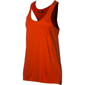 Nixon Race Me Racerback Tank Top - Women's