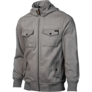 Nixon Captain II Hooded Jacket - Men's