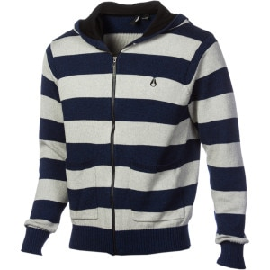 Nixon Shelby Full-Zip Hooded Sweater - Men's