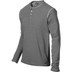 Nike Dri-Fit Stripe Thermal Top - Long-Sleeve - Men's - 2012