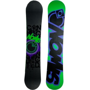 Nomis Connected Rocker Snowboard
