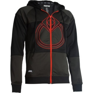 Nomis Big Up DWR Full-Zip Hooded Sweatshirt - Men's - 2011