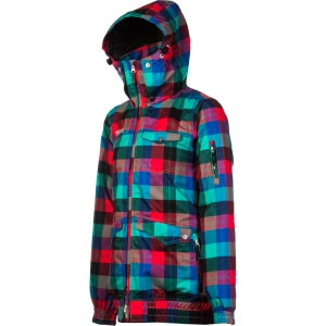 Lumberjane Plaid Jacket - Women's