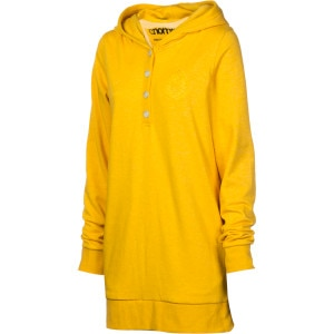 Nomis Mellow Tall Henley Pullover Hoodie - Women's - 2012