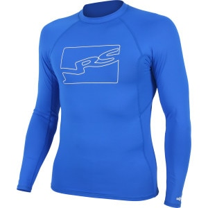 HydroSilk Rash Guard - Long-Sleeve - Men's