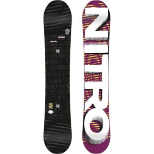 Team Series Gull-Wing Snowboard - Wide