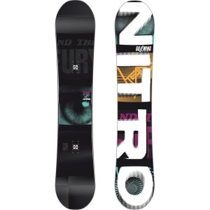 Nitro Team Series Gullwing Snowboard - 2010