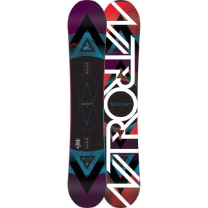 Blacklight Gullwing Snowboard
