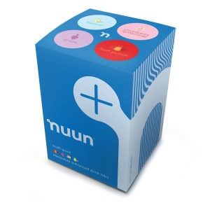 Mixed Fruit Nuun Tube - 4 Pack