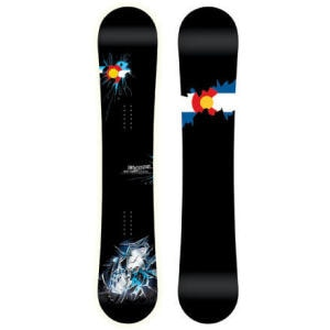 Heritage X Snowboard - Wide