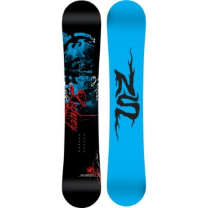 Legacy Rocker/Camber Snowboard