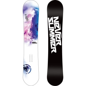 Never Summer Lotus Snowboard - Women's
