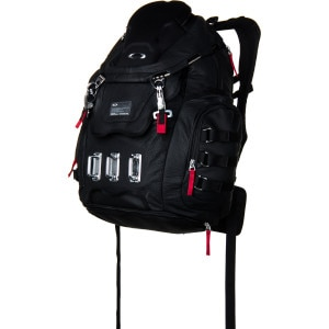 Designer Kitchen Sink Backpack - 2075cu in